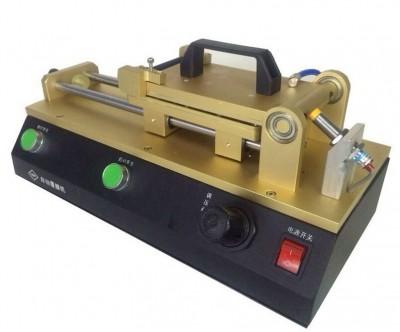 OCA film laminating machine polarizing lamination machine with built-in pump for phone repairing