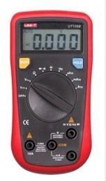 UT136 series automatic range digital multimeter UT136B red ash