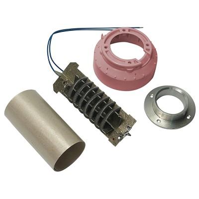 Hot air heat element 4 in 1 kit 800W for HT R390 R392 R490 T300 R590 bga rework station 110V 220V authorized sales