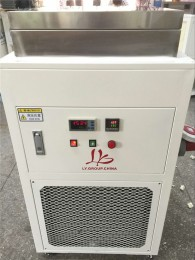 New professional bulk separating machine LY FS-10 frozen LCD screen separator minimum minus 140 degree
