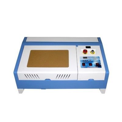 Desktop LY laser 3020/2030 40W CO2 Laser Engraving Machine with Digital Function and Honeycomb Table High Speed Work Size 300*200mm