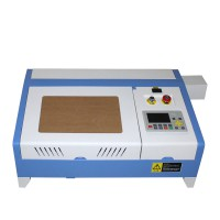 Desktop LY laser 3020/2030 PRO 50W CO2 Laser Engraving Machine with off-line system and Honeycomb Table High Speed Work Size 300*200mm