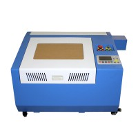 Desktop LY laser 3040/4030 PRO 50W CO2 Laser Engraving Machine with Digital Function and Honeycomb Table High Speed Work Size 300*400mm
