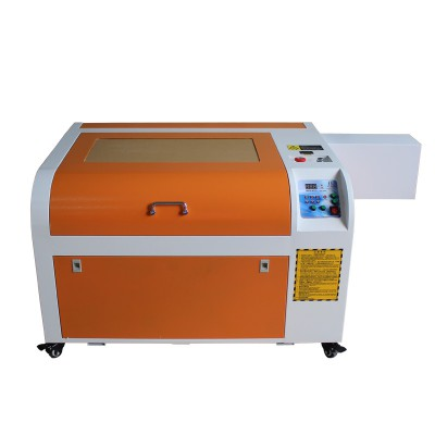 Desktop LY laser 6040/4060 60W CO2 Laser Engraving Machine with Digital Function and Honeycomb Table High Speed Work Size 600*400mm Shipping by SEA CFR ITEM