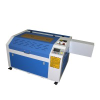Desktop LY laser 6040/4060 PRO 80W CO2 Laser Engraving Machine with off-line system and Honeycomb Table High Speed Work Size 600*400mm Shipping by SEA CFR Item