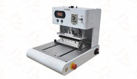 2015 new 2 in 1 LY 919 all in one iphone frame hot bar machine with desmearing function