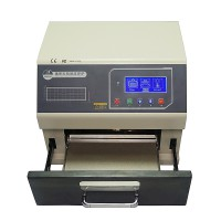 LY 962 Digital display with programmable SMD smt reflow oven / programmable mini reflow soldering oven 700W 110V 220V