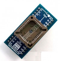 PLCC32 to DIP32 EZ Programmer Adapter Socket